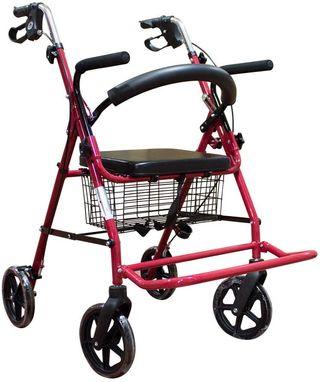 Mobiclinic - Andador y silla de Ruedas