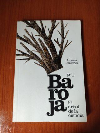 El árbol de la ciencia de Pío Baroja