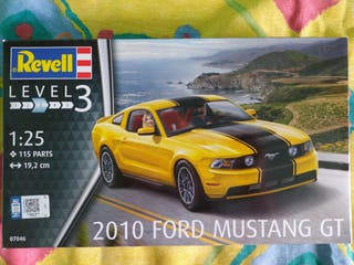 2010 FORD MUSTANG GT (Maqueta)