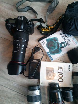 Camara Nikon Digital