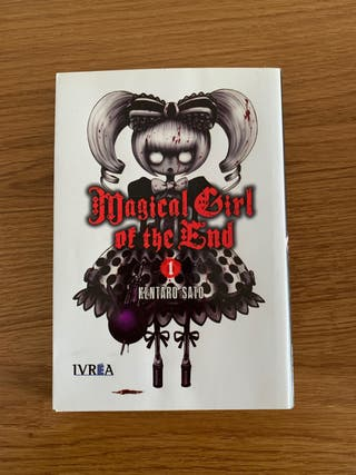 """Mangas """"Magical Girl Of The End"""""""