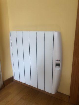 Emisor termico electrico Ferroli 750W