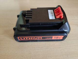 Batería BL1518 Black Decker