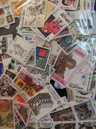 5000 sellos de España nuevos