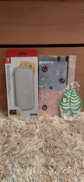 Pack accesorios para Nintendo Switch Lite