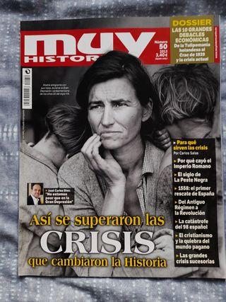Revista Muy Historia n° 50