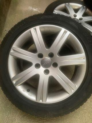 Llantas y Neumáticos Audi