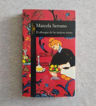"""Libro """"El albergue de las mujeres tristes"""""""