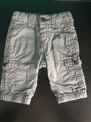 Pantalon bebe 1M
