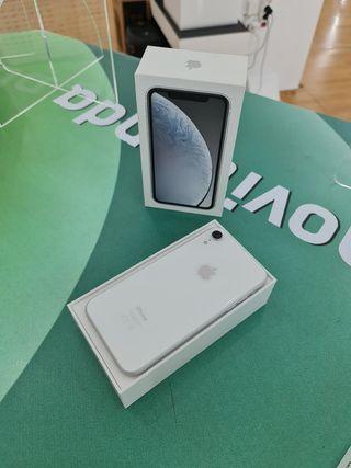 IPhone XR 128gb blanco OFERTA