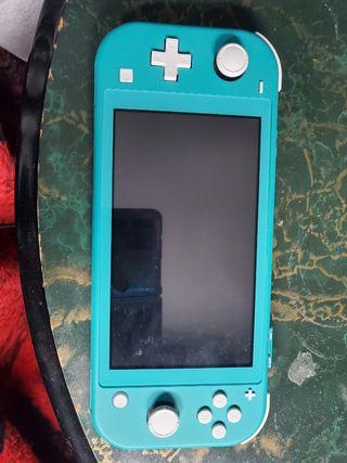 vendo Nintendo switch como nueva