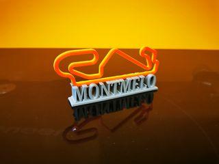 Maqueta circuito Montmeló