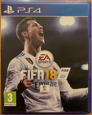 FIFA 2018 (PS4)