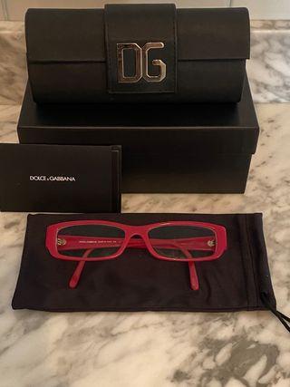 Monturas gafas D&G