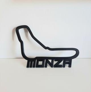Circuito de Monza en 3D