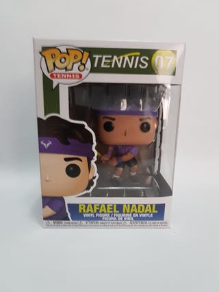 Rafael Nadal Tennis Legends Funko Pop