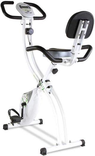 Bicicleta estática Plegable BH en perfecto estado