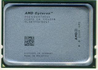 CPU o procesador Opteron - 8 Cores