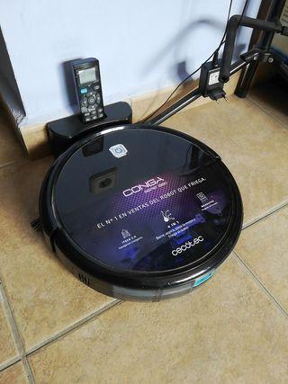 Robot aspiradora y friegue CECOTEC CONGA serie 990