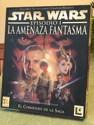 Star Wars: La Amenaza Fantasma PC