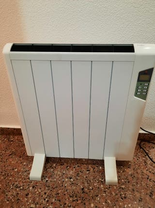 radiador lectrico emisor termico