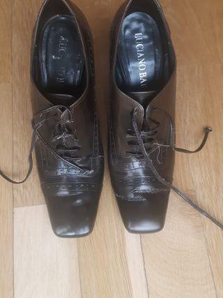 zapatos tacón n° 39