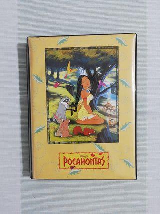 Album fotos de Disney de Pocahontas