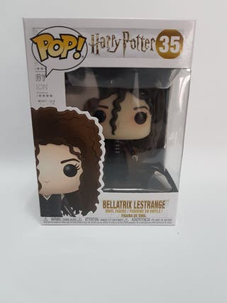 Bellatrix Lestrange Harry Potter Funko Pop