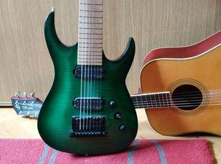Clase particular de guitarra electrica y acustica
