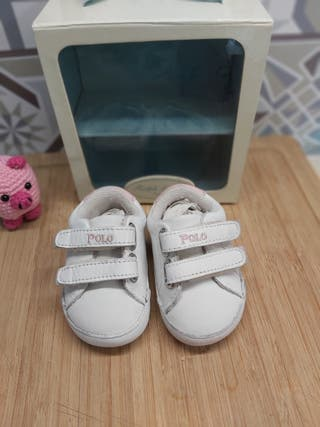 Playeros / zapatillas Ralph Lauren bebe