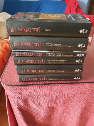 sdla pack 6 libros + mapa