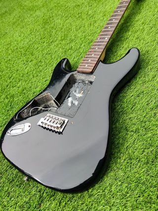 Cuerpo Guitarra ZURDO Aria Pro II 1996