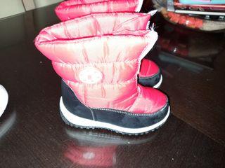botas nieve numero 26