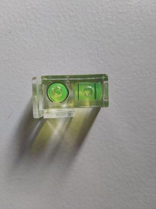 Nivelador para cámaras