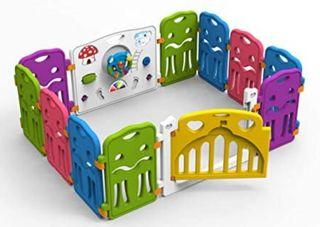 Parque infantil XL (125€ Amazon)