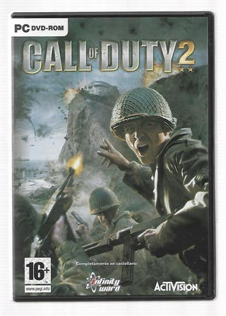 Call of Duty 2 para PC/DVD