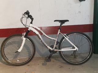"Bicicleta paseo mujer 26"""