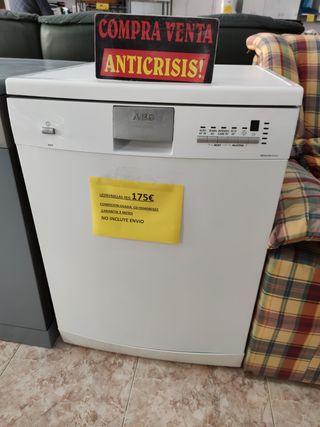 lavavajillas AEG 12c