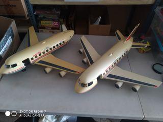 aviones de pasajeros playmobil pacific airline