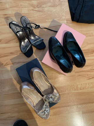 Calzado y ropa mujer