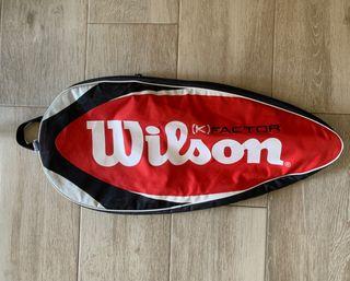 Funda Wilson k Factor para raqueta tenis