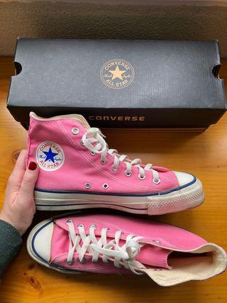 Zapatillas Converse rosas T41