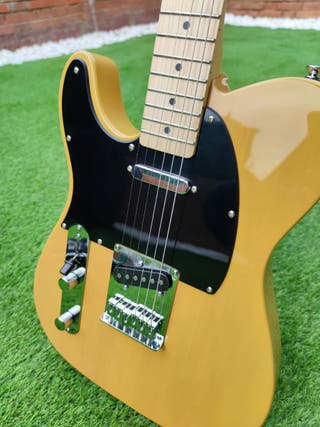 Guitarra ZURDO Squier Telecaster
