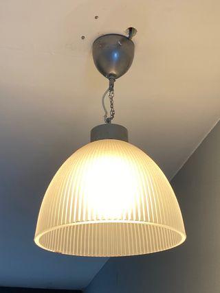 2 lámparas Ikea