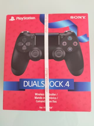 Mando nuevo PS4 DualShock