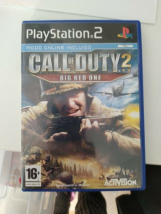 Call of Duty 2 PlayStation 2