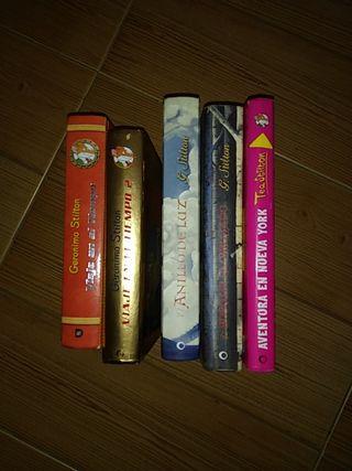 libros jeronimo stilton