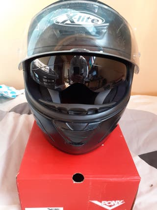 Casco moto X-lite
