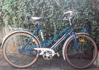 Peugeot bici de paseo clasica, 26 pulgadas 3 march