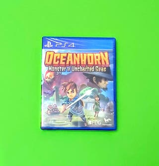 Oceanhorn: Monster of Uncharted Seas PRECINTADO
